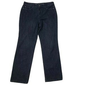 CHRISTOPHER & BANKS Classic Fit Jeans Size 12